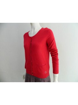 CARDIGAN M/LARGA