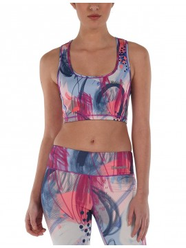 TOP SPORT BUSTIER SURIAH PAINTER