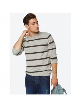 BENCH OEUVRE KNIT GREY