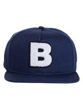 BENCH LETTER B UNISEX CAP