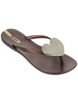 FLIP FLOP IPANEMA MAXI FASHION II FEM BRONZE GOLD