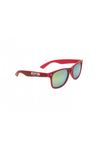 SUNGLASSES FROM COOL MODEL RINCON POLARIZED COLOUR RED