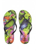 WOMAN FLIP FLOPS COOL MODEL ROLY COLOR TROPICAL