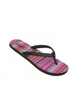 WOMAN FLIP FLOPS COOL MODEL WILDER COLOUR MEXICAN
