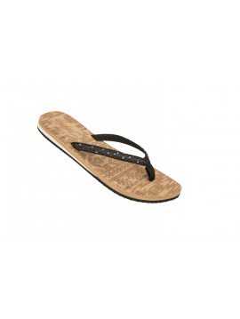WOMAN FLIP FLOPS COOL MODEL LOW KEY COLOUR BLACK 2
