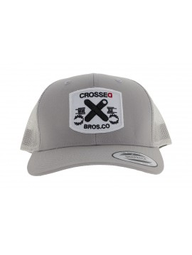 CAP  CROSSED YUPOONG ORIGINAL  3D LOGO