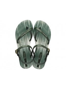 IPANEMA FASHION SAND IV FEM GREEN SANDAL
