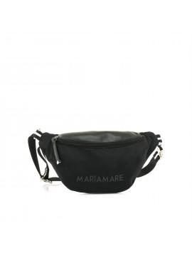 BLACK WAIST BAG MARIAMARE