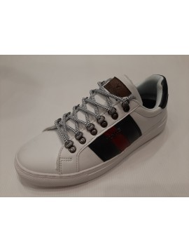 MEN SNEACKERS YUMAS FLAVIO WHITE MODEL