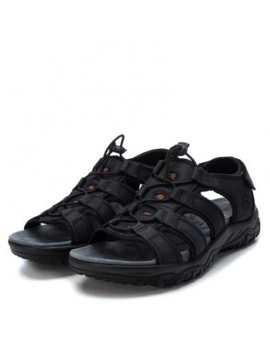 Men' s Sandal Xti black leather
