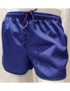 Indigo blue men's short...