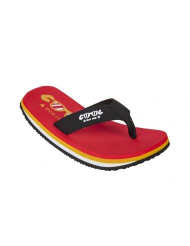 Original Cool Shoe Flip Flops Fire