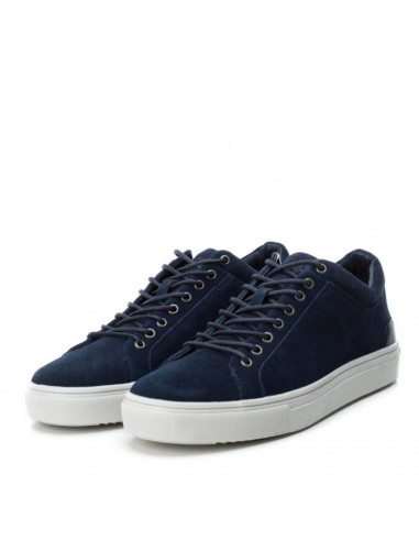 Xti Men's Navy Blue Sneakers